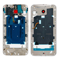 10pcs/lot Gold Middle Frame Replacements For Motorola Moto X Pure Edition XT1575 Middle Frame Housing + NFC Power Flex