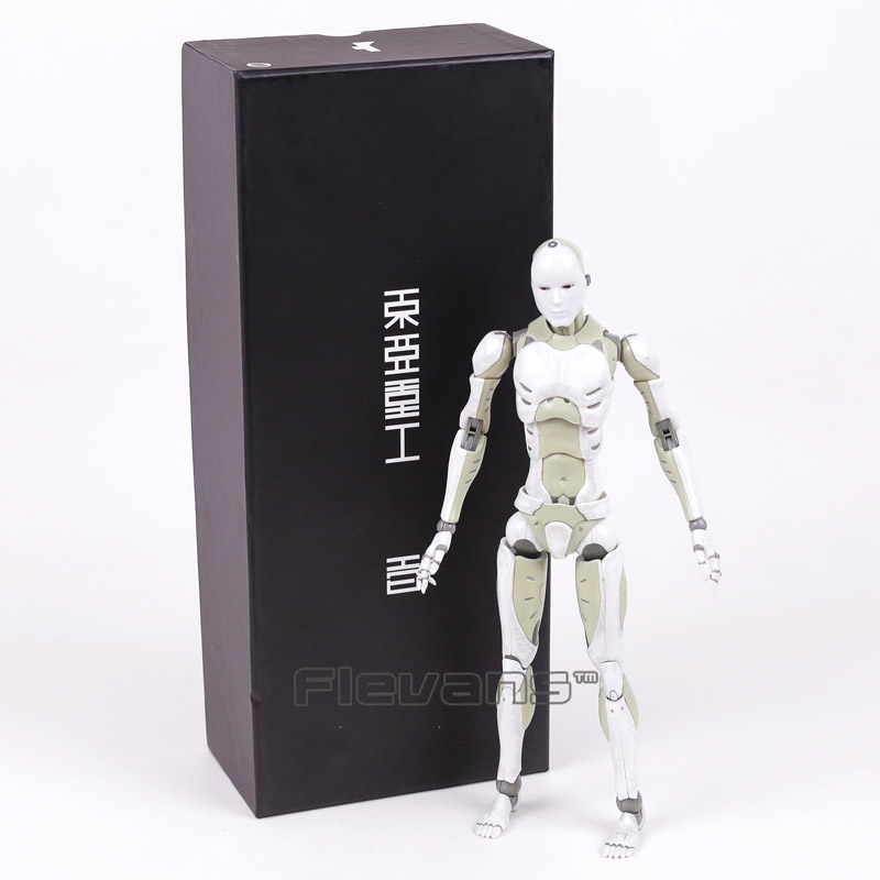 1000Toys TOA Heavy Industries Synthetic Human 1/6 Scale Action Figure Collectible Model Toy Brinquedos 28cm 1000toys toa heavy industries synthetic human 1 6 scale action figure collectible model toy brinquedos 28cm