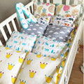 2pcs/lot Baby Bed Bumper Backrest Rectangle Cushion 35X35CMX2 Cartoon Pillow Decorative Sofa Pikachu