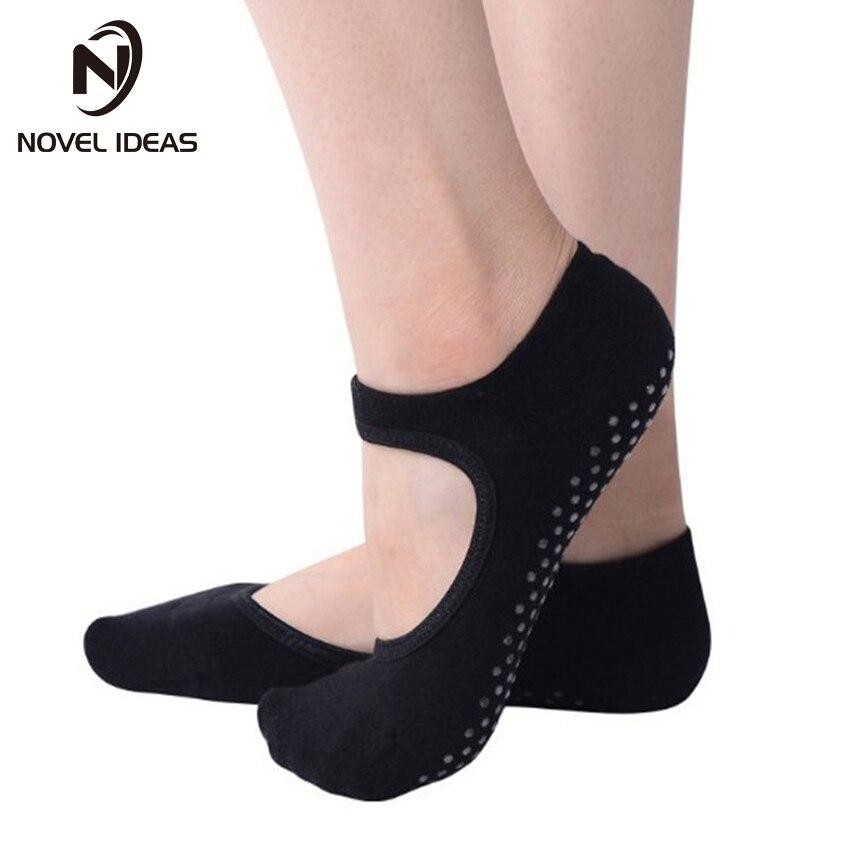 2018 autumn and winter new antiskid wool Yoga socks ballet dancing socks floor socks children Ladies' dancing shoes  Sport socks