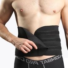1 шт. пояс регулируемый пояс для похудения тренировка для мужчин и wo мужчин фитнес аксессуары для спортивной одежды