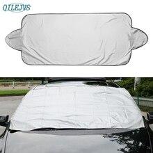 Авто защита ветрового стекла козырька от солнца козырек от солнца для предотвращения снег мороз Ice пыли AUG21