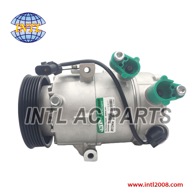 US $100 0 |VS14E air conditioning Auto AC Compressor For hyundai ELANTRA  i30 97701 A5800 682 59189 97701A5800-in Air-conditioning Installation from