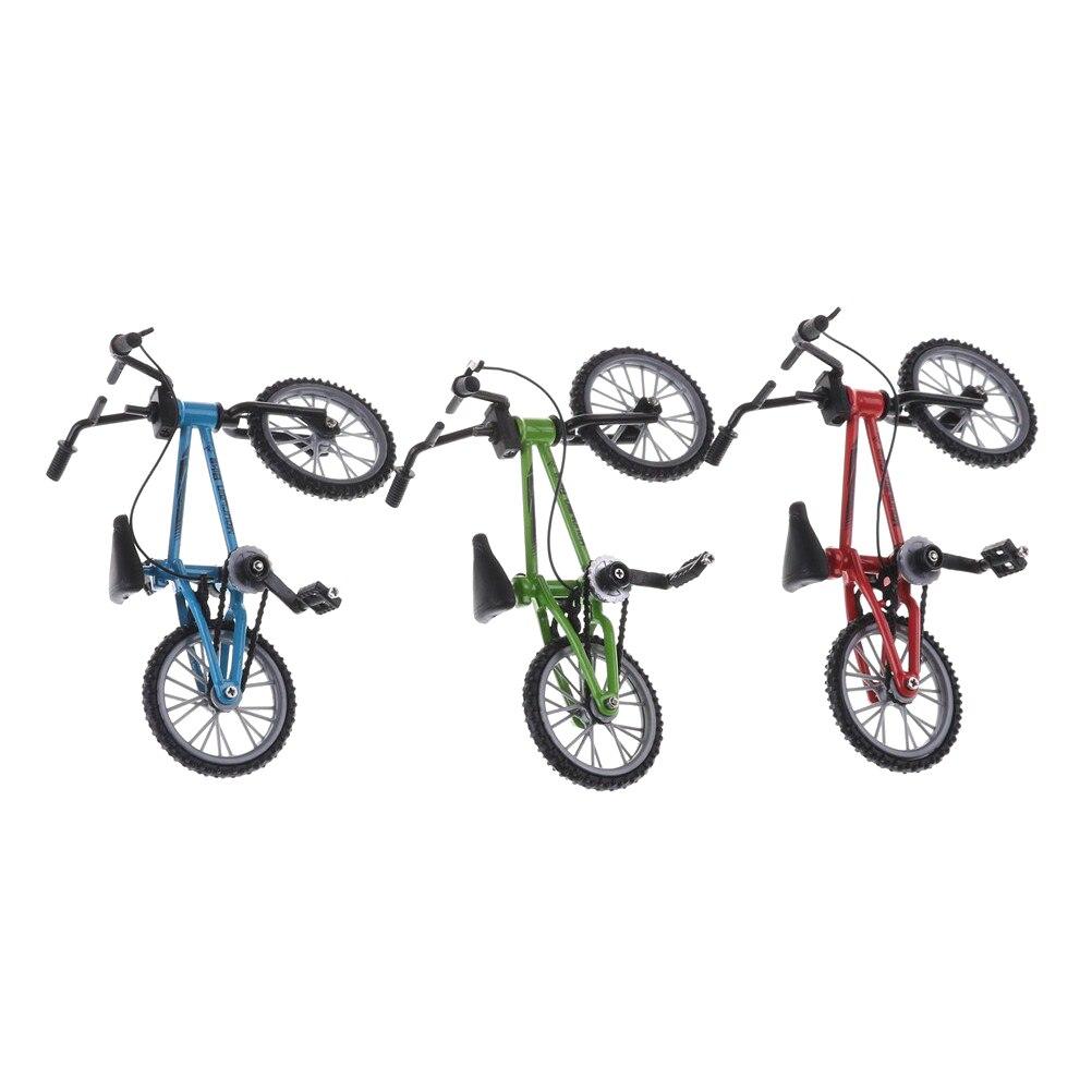 3 Farben Nette Mini Finger Bmx Spielzeug Mountainbike Bmx Fixie Fahrrad Finger Roller Spielzeug Kreative Spiel Anzug Kinder Erwachsen Gut FüR Energie Und Die Milz