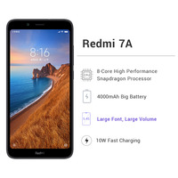 Global Version Xiaomi Redmi 7A 2GB 32GB Mobile Cellphones & Telecommunications