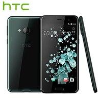 Оригинальный htc U Play 4G LTE мобильный телефон 3 ГБ Оперативная память 32 ГБ ROM MediaTek MT6755 Octa Core 5,2 дюймов fhd 1080P 16.0MP Android смартфон