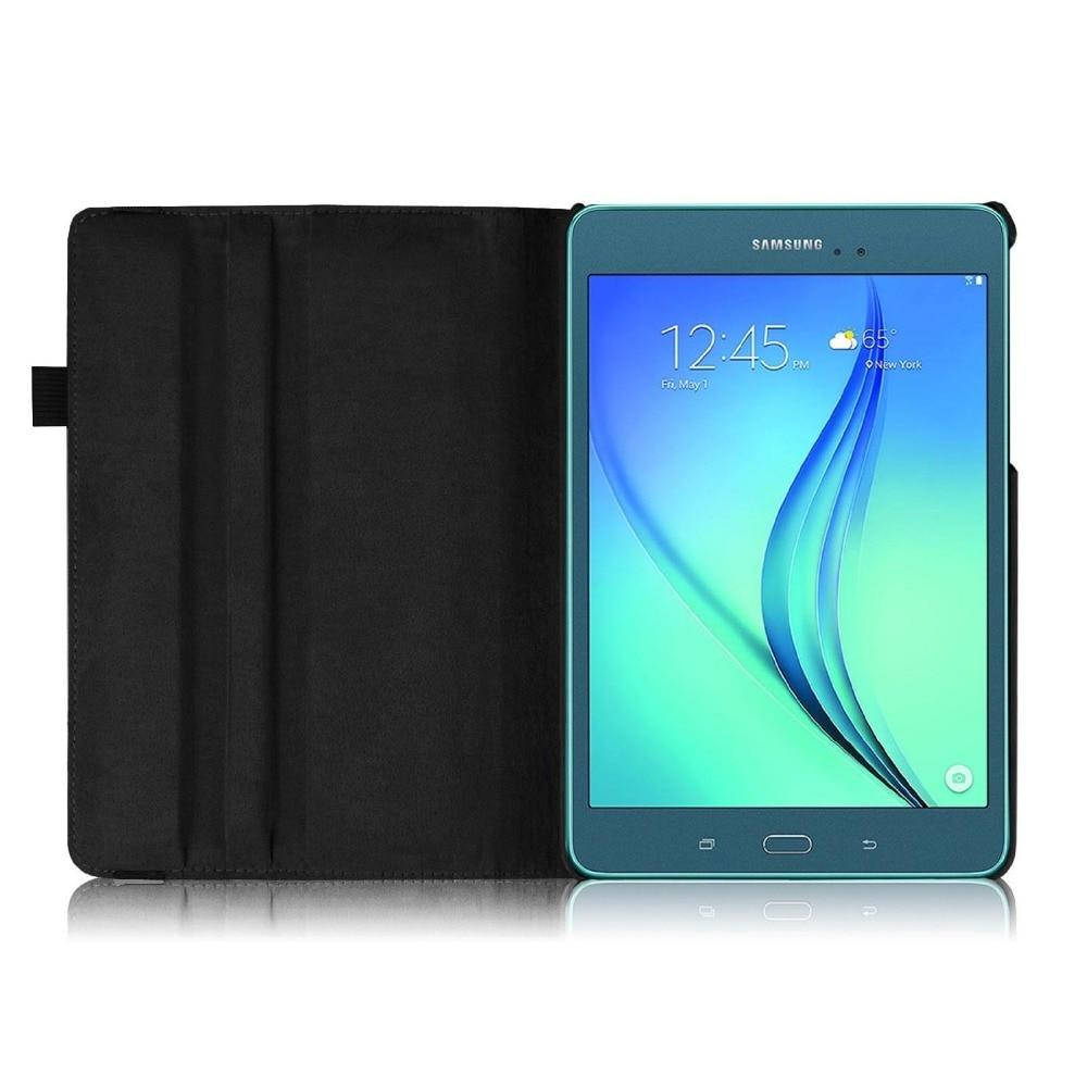 CucKooDo Za Samsung Galaxy Tab A 8.0 '', Premium Veganska koža 360 - Dodaci za tablet - Foto 5
