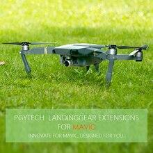 Pgytech extendida Trenes de aterrizaje pierna protector extensión reemplazo adecuado para DJI Mavic pro/platino drone Accesorios
