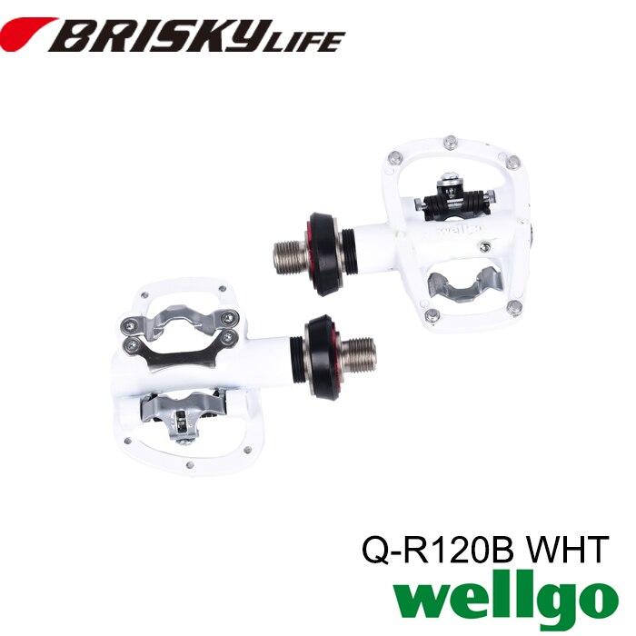 Wellgo Pedale QR-120B mit kostenloser Versand hochwertige - Radfahren - Foto 4