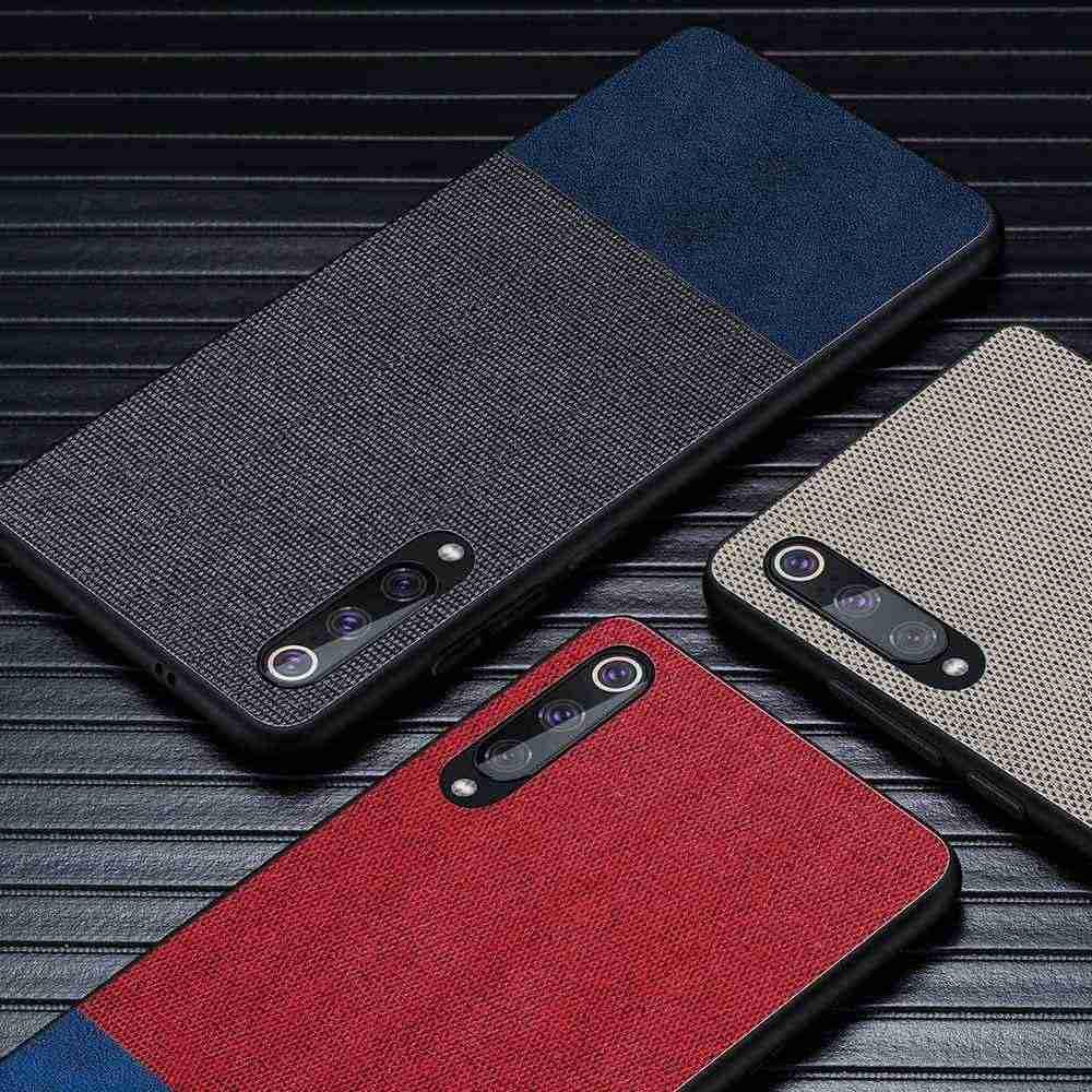 KISSCASE двойной цвет ткань кожаный чехол для Xiaomi mi 9 Se 9 Винтаж бизнес для сяо mi красный mi 7 5A 4X6 Pro Чехол откидной xiaomi mi 9 se чехол