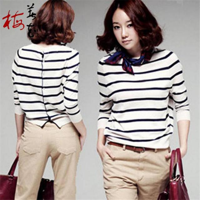 Womens jumpers Winter Pullover Women Cashmere Sweater Knitting sweaters Back Open 2016 Jersey Mujer Sueter Feminino