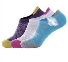 S42 Coolmax Women 3-pack Hiking Slippers Socks Sports Travel Leisure Socks Absorb Moisture Permeability Stink Prevention Hosiery