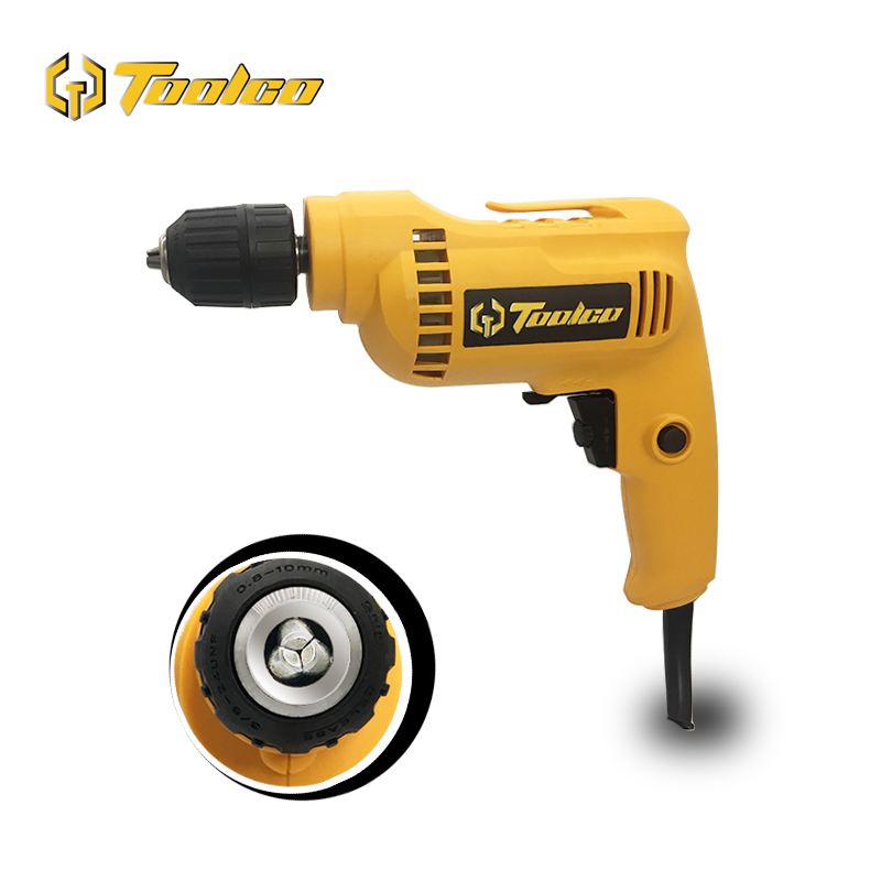 Toolgo Electric Screwdriver Drilling Machine 600W Impact Drill  Keyless Chuck Multi-function Woodworking Power ToolToolgo Electric Screwdriver Drilling Machine 600W Impact Drill  Keyless Chuck Multi-function Woodworking Power Tool