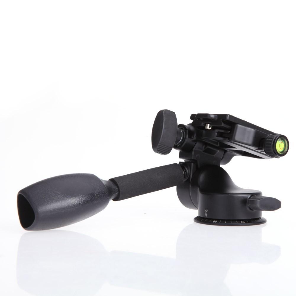 QZSD-Q08-Aluminum-Video-Tripod-Ball-Head-3-way-Fluid-Head-Rocker-Arm-with-Quick-Release (2)