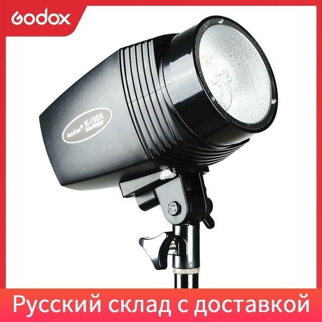 Godox K 180A 180 W Mini Master Studio Strobe Foto Compact Flash Licht Lampe