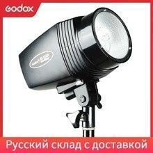 Компактный стробоскоп Godox для студийной фотосъемки, мощностью 180 Вт, со вспышкой, для фотостудии