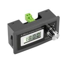 2-провод 4-20mA переменный ток генератор сигналов Панель-установленный преобразователь тока Поддержка 2,3, 4 провода