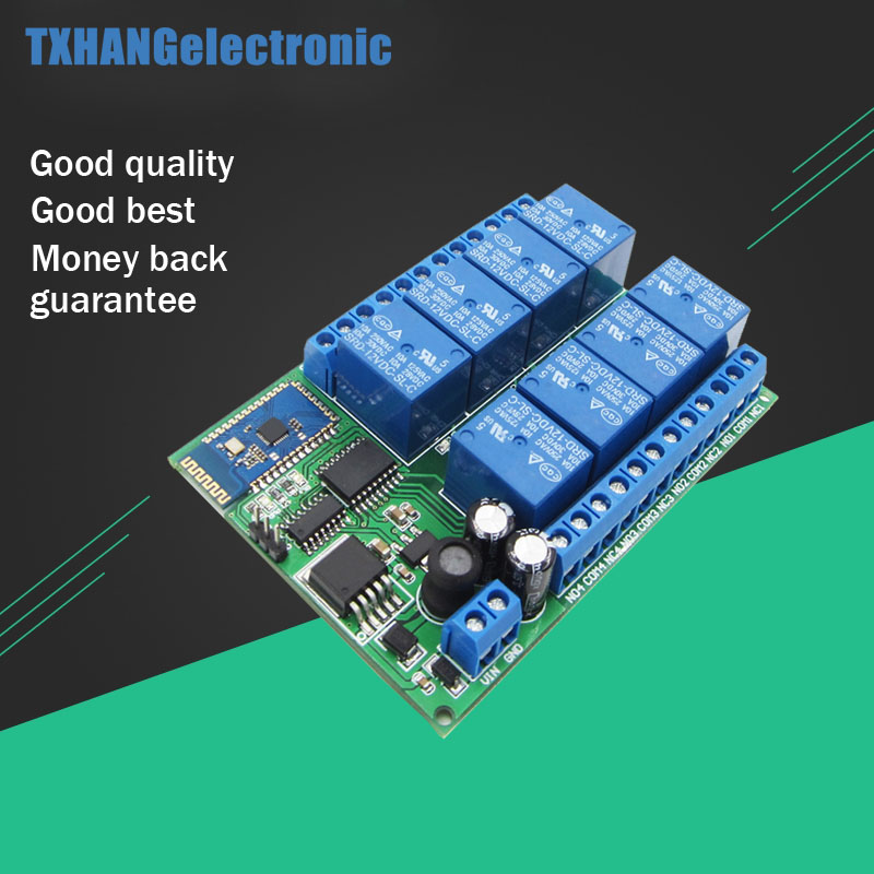 Business, Industry & Science Electromechanical Relays 1pc DC 12V 8