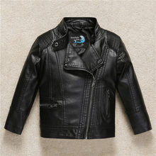 6ba29c87c Popular Toddler Leather Jacket-Buy Cheap Toddler Leather Jacket lots ...