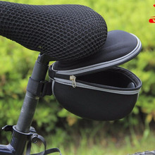 Q165 Free shipping 2016 New Bicycle Rear Tail Seatpost Bags Cycling Bike Frame Bags Saddle Seat
