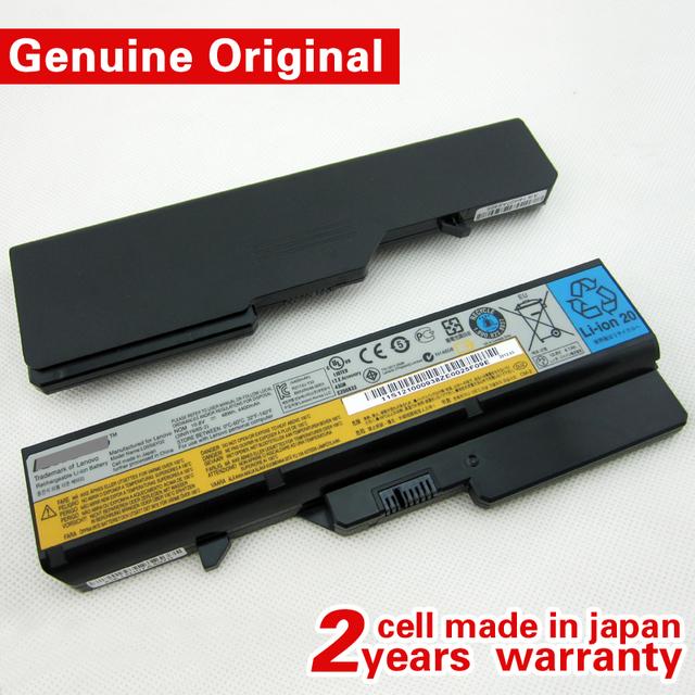 Batería original del ordenador portátil para lenovo g460 g470 z460 z470 E47A B570 B575 G560 V360 V560 Z560 Z370 Z465 L09S6Y02 L09C6Y02