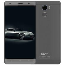 Chinese Smart phone SAST SA5  RAM 2 GB YUNOS system 3000mAh large battery unlock phone size 145*72*10 free shipping