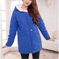 Теплый Зимой Материнства Пальто Куртки Одежды Для Беременных Одежда Для Беременных Женщин Хлопка Осень Зима Новый E527