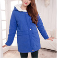 Warm Winter Maternity Coat Clothing Jacket To Pregnant Clothes For Pregnant Women Cotton Autumn Winter New E527