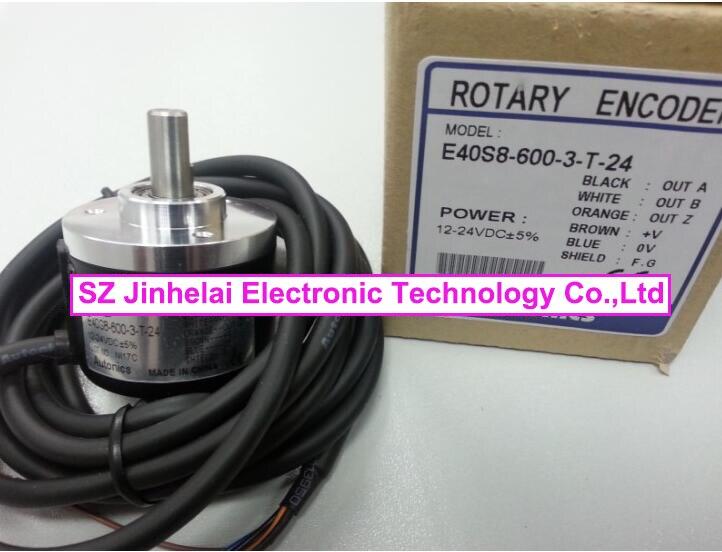 все цены на 100% New and original  E40S8-600-3-T-24  Autonics  ENCODER онлайн