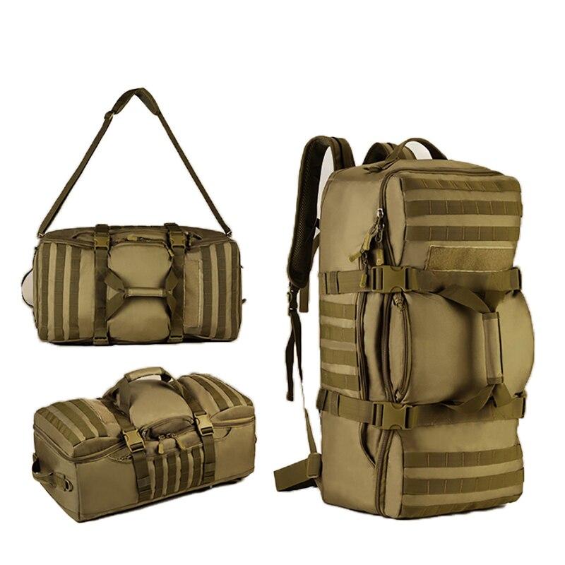 56-75L grand sac à dos tactique grande armée 3 jours assaut Pack Molle Bug Out sac à dos sacs à dos pour voyage en plein air 139