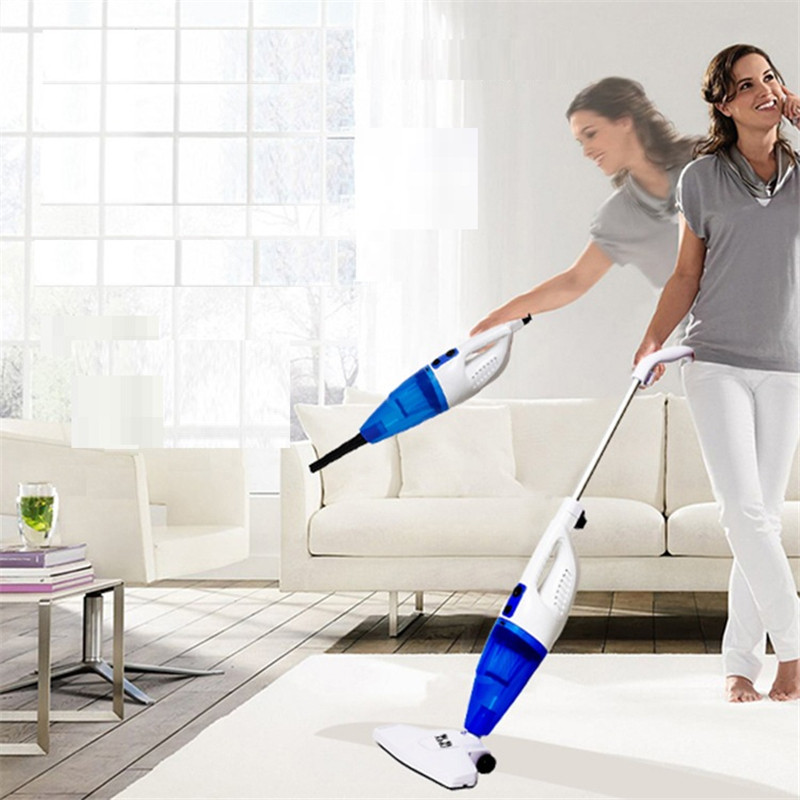 HIMOSKWA Multifunctional Rod Vacuum Cleaner Handheld Dust Collector high-power Acarus Killing Aspirator 110V-220V ultra quiet push rod vacuum cleaner portable dual use handheld dust collector mites killing device high power home aspirator
