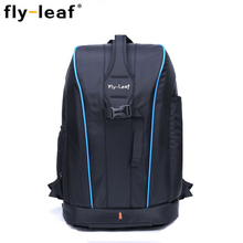 цена на Flyleaf FL-9020  Camera Backpack DSLR Camera Bag Travel Camera Backpack Video Photo Universal Bag For Canon/Nikon Camera Digital