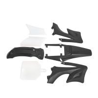 7 Pcs Plastic Fairing Kit Body Frames For Apollo 110 125 150 Dirt Bike 110cc 125cc 150cc Motorcycle Accessories Parts