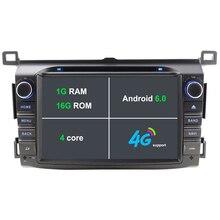 8 inch Android 6 0 1024 600 Car DVD GPS For Toyota RAV4 RAV 4 2013