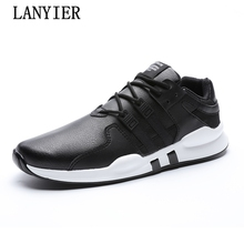 High Quality Men Casual Shoes Autumn Comfortable Fashion waterproof Male Shoes Lace-up Big Size 39-46
