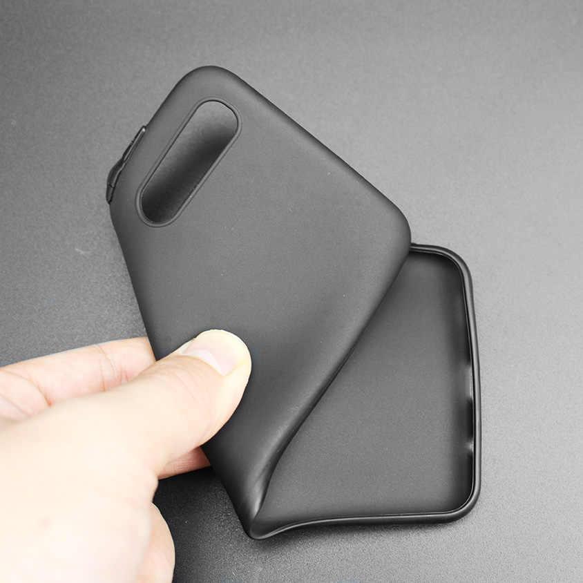 XXXTentacion черный мягкий чехол для Xiaomi 9 8 A2 lite A1 играть Pocophone F1 Xiomi Redmi Y3 Примечание 7 6 5 Pro 5 плюс Чехол Коке