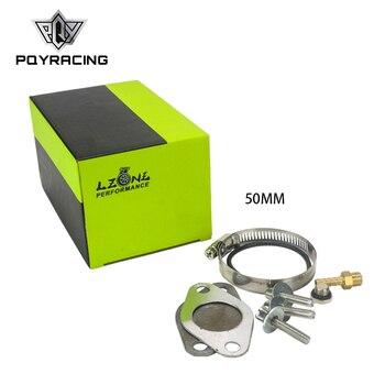 PQY - 50mm 2 cal hurtownie nowy projekt zawór EGR wymiana rury dla 1.9 8v TDI PD130/PD150 EGR usuń/wyścig rury 2.25