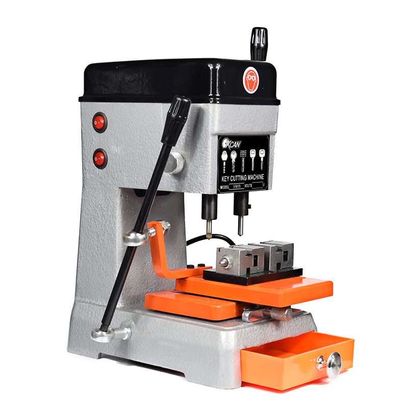 High professional 998B universal key cutting machine 220V/50hz for door and car key machine locksmith tool-in Locksmith Supplies from Tools    2
