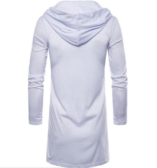 HTB1 L6UawZupeRjt jqq6AfAFXaU 2018 European fashion hooded cardigan casual European and American style solid color long-sleeved thin