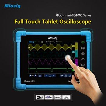 2019 New Digital Tablet Oscilloscope TO1074 70MHz 4CH 14Mpts scopemeter oscilloscope Automotive фото