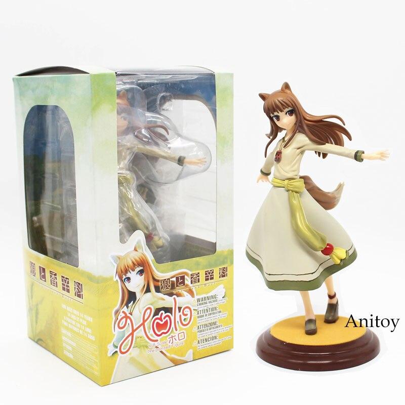 Livraison Gratuite Anime Kotobukiya Spice and Wolf Holo Renouvellement 1/8 Échelle Boxed PVC Action Figure Collection Modèle Jouet 8 20 cm KT3877