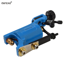 Professional Tattoo Machine Rotary For Liner and Shader High Quality Aluminum Tattoo Gun Equipment Supplies For Artists недорого