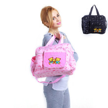 Washable Diaper Bag Multifunctional Maternity Suit For Baby Maternity Tote Bag Large Capacity Waterproof Baby Travel Handbag Han