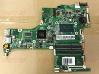 809044-501 For HP 15-AB Laptop Motherboard With SR23Y I5 N16S-GT-S-A2 DAX12AMB6D0 free Shipping 100% test ok