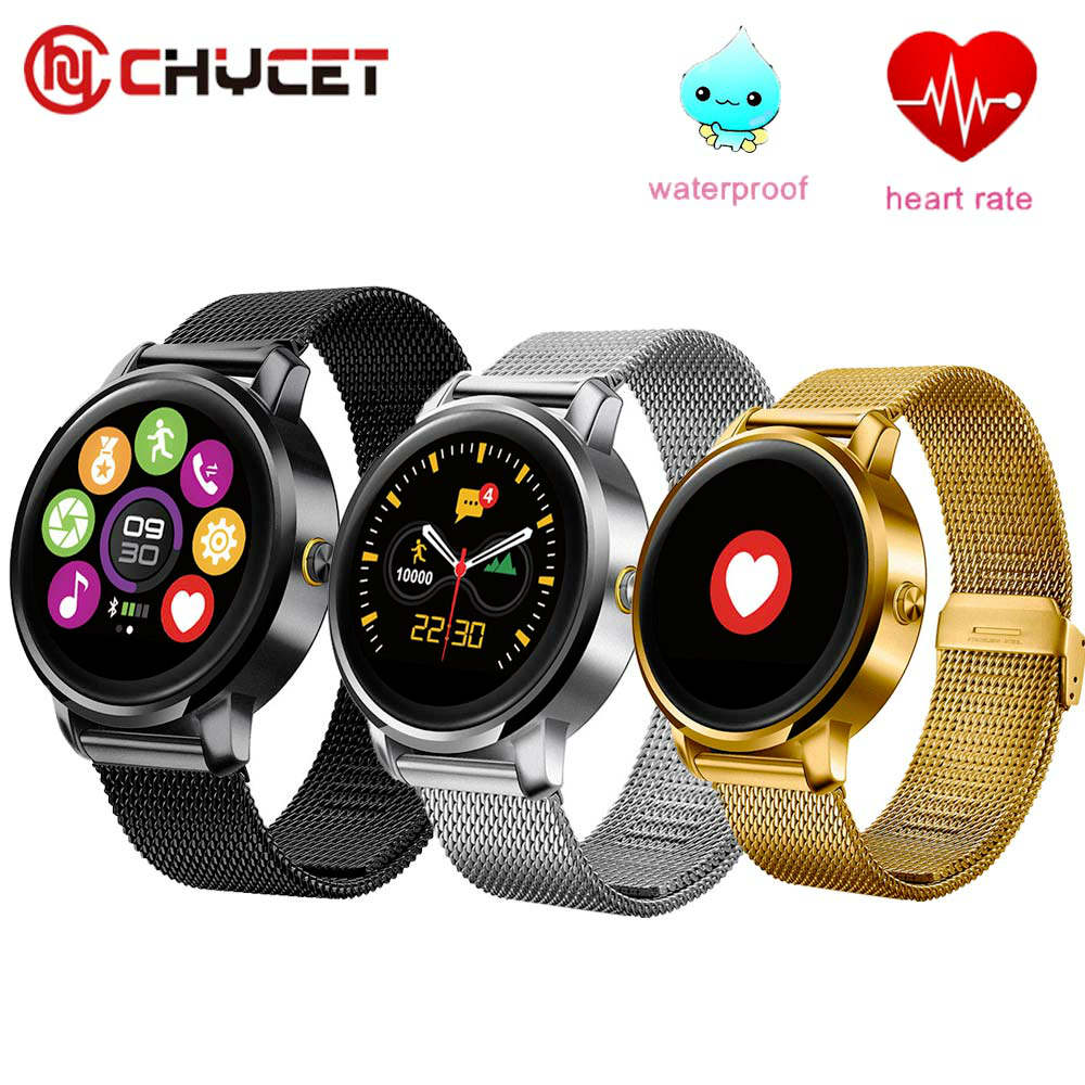 Original F1 Smart watch Waterproof Heart Rate Monitor Pedometer Round Touch Screen MTK2502c Bluetooth SmartWatch For IOS Android s928 smart watch mtk2502 bluetooth smartwatch heart rate monitor pedometer watch for android ios watch phone gps tracker as g01