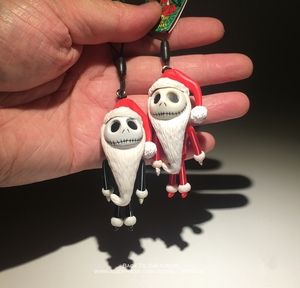 Image 1 - Disney The Nightmare Before Christmas Jack 6cm Action Figure Posture Anime Decoration Collection Figurine Toy model for children