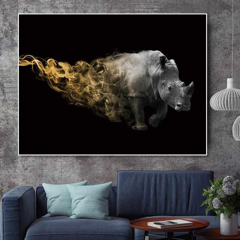 Картина стены искусства холст картина стены отпечатанная на холсте картина абстракция животное плакат картина плакат гостиной украшения для комнаты печать