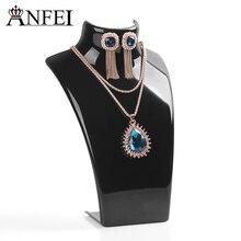 Fashion jewelry Display rack stand holder necklace jewelry display necklace stand display rack jewelry holder necklace