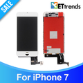 2pcs/lot 100% Quality AAA Original OEM LCD for iPhone 7 LCD Screen Touch Digitizer Assembly Cold Press Frame DHL Free Shipping