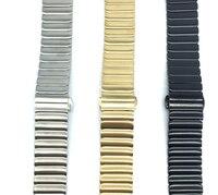Otex 42mm 46mm En Acier Inoxydable Bande de Montre En Métal Bracelet Bracelet Bracelet pour Moto 360 2 2e Gen Homme/LG Urbain/Pebble Temps Ste
